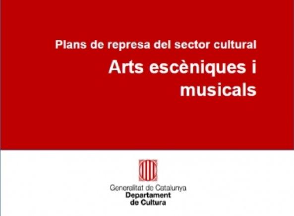 Pla de represa de les arts escèniques i la música: actualització 21.09.2020