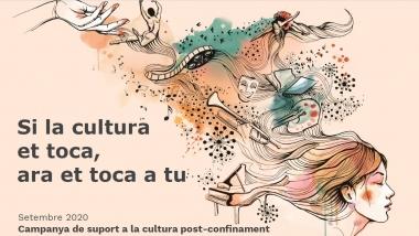 Si la cultura et toca ara et toca a tu