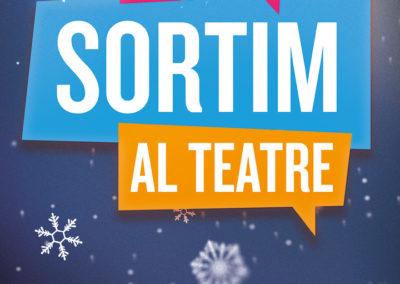 A Barcelona, per Nadal, sortim al teatre