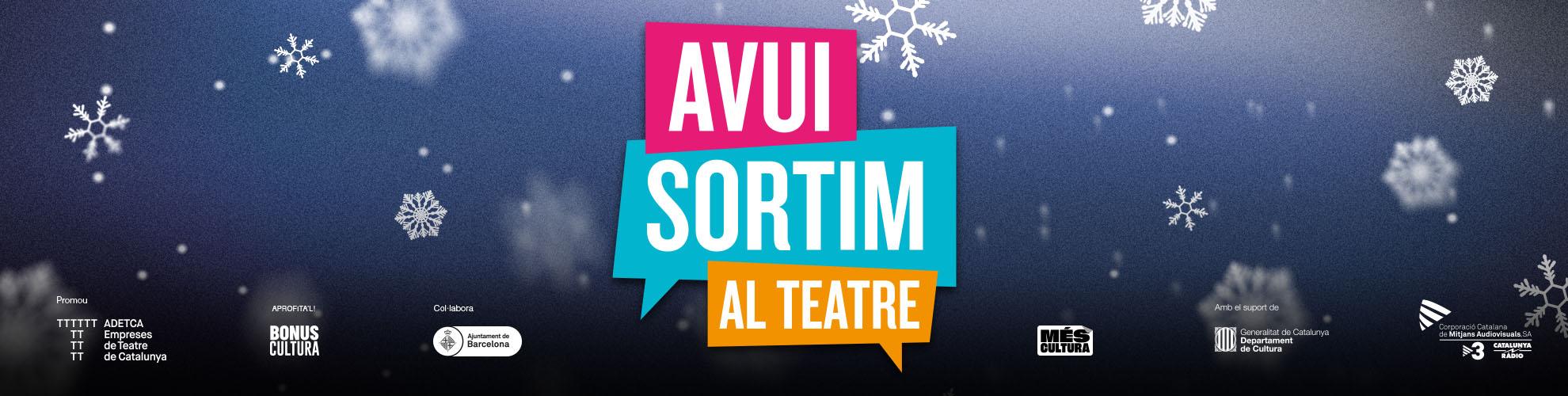 Banner Avui Sortim al Teatre